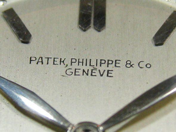 ref.96 early platinum calatrava