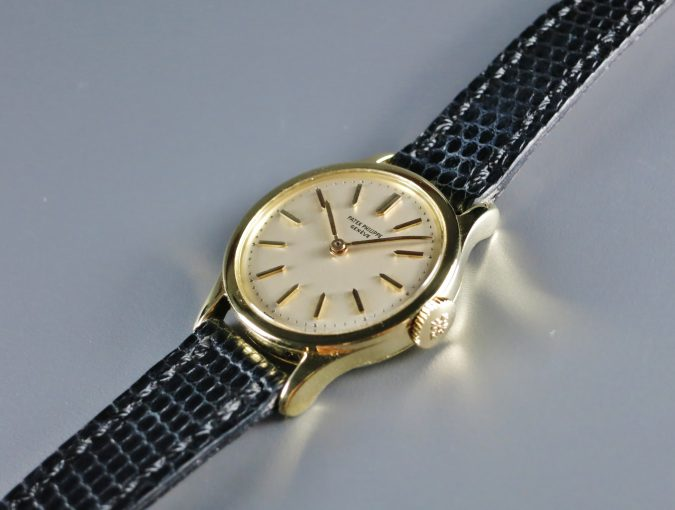 ref.3148 Yellow gold