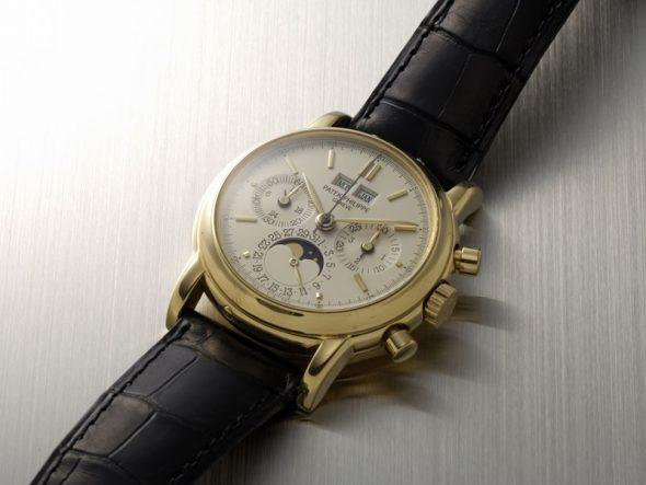 ref.3970E Perpetual calendar chronograph