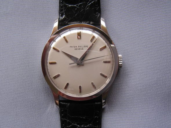 ref.570 white with sweep centre seconds