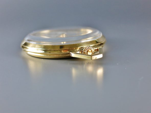 ref.663 Yellow gold ¥918,000.-