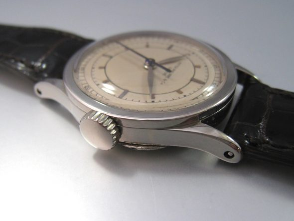 ref.96 white gold sector dial