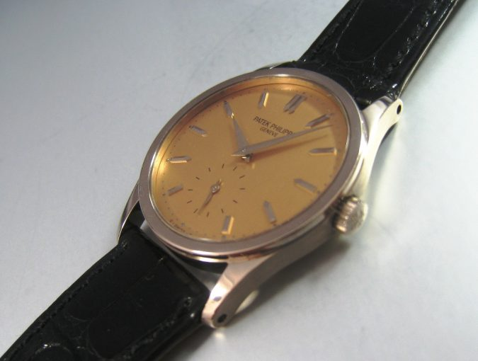 ref.3796S Limied edition rose dial
