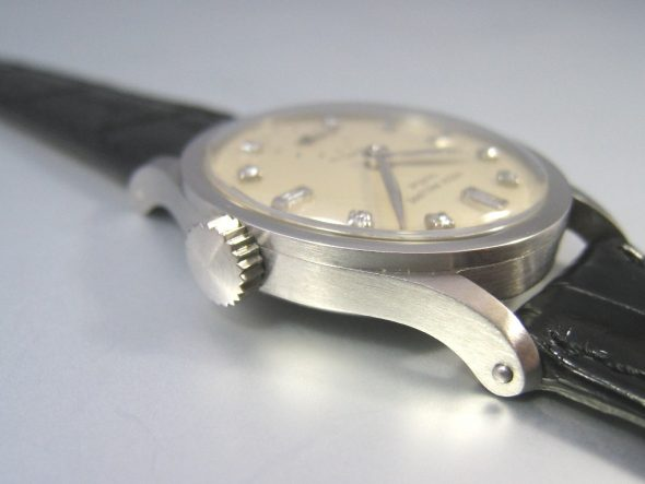 ref.96 platinum with diamond indexes