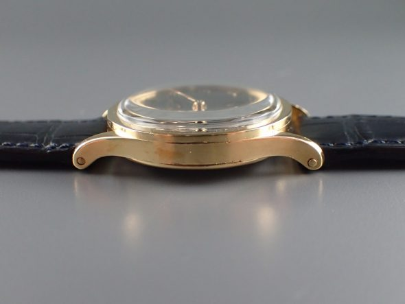 ref.96 Yellow with Black dial and Breguet numerals
