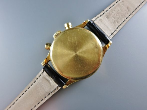 ref.1463 Yellow with two tone Breguet numerals