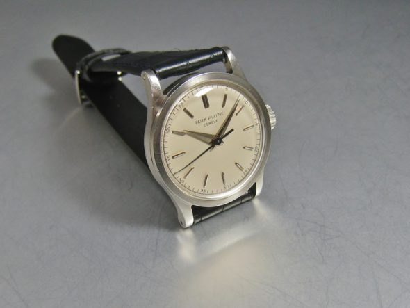 ref.2457 Stainless Steel
