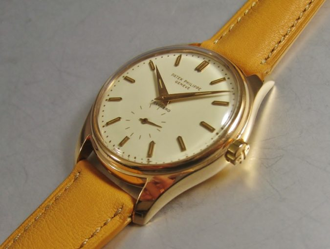ref.2526 Rose gold retailed by FRECCERO