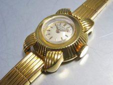 ref.3219 Yellow gold Ladies' watch