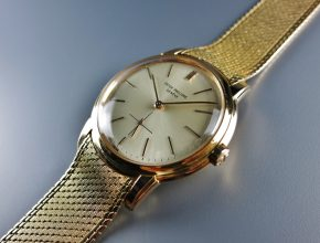 ref.3433 Rose gold one of only 3 pcs know from the market