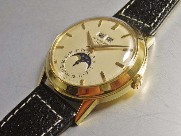 ref.3448 Yellow gold 1st generation