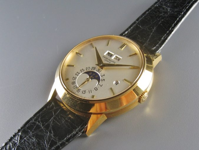 ref.3450 Yellow gold
