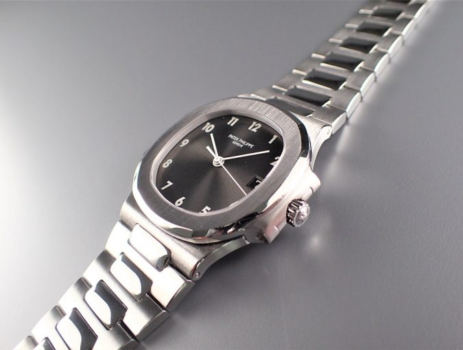 ref.3800/1 steel with arabic dial
