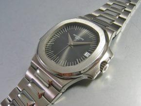 ref.3800/1 Steel Nautilus with Exotic dial
