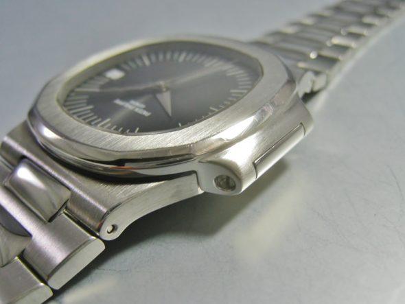 ref.3800/1 Steel Nautilus with Exiotic dial