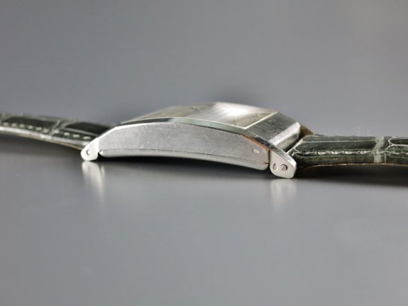 ref.425 platinum with diamond indexes