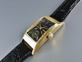 ref.425 Yellow with Black dial