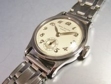 ref.438 Steel with Breguet numerals