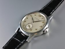 ref.565 Steel with Breguet numerals