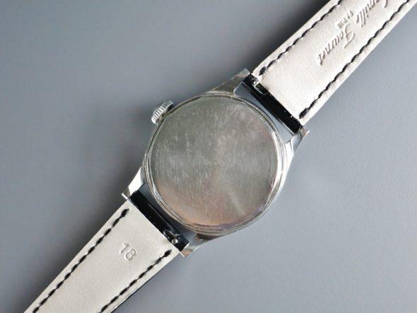 ref.565 steel Breguet numerals