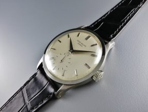 ref.570 white gold with sub-seconds