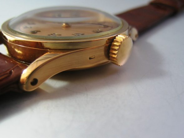 ref.96 Rose gold with Breguet numerals