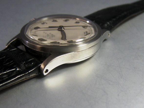 ref.96 Steel with Breguet numerals
