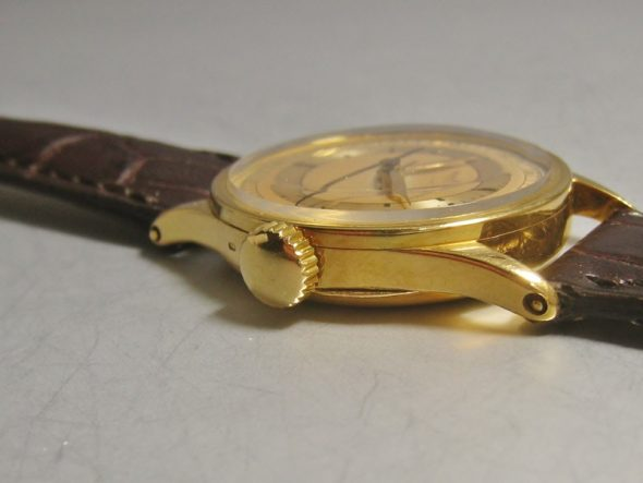 ref.96 Yellow gold two tone sector