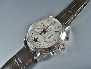 ref.5204P-010 Silver dial Full set ¥31,000,000.-