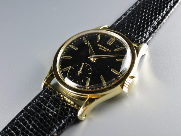 ref.96 50's Black dial