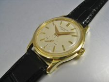 ref.3403 yellw Calatrava self-winding