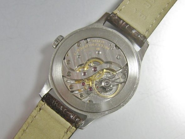 ref.570 steel with sub seconds