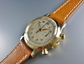 ref.1436 yellow with Breguet numerals