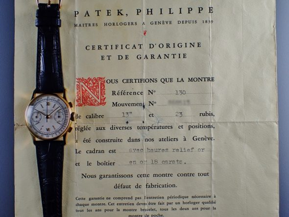 ref.130 Yellow with Certificate of Origin