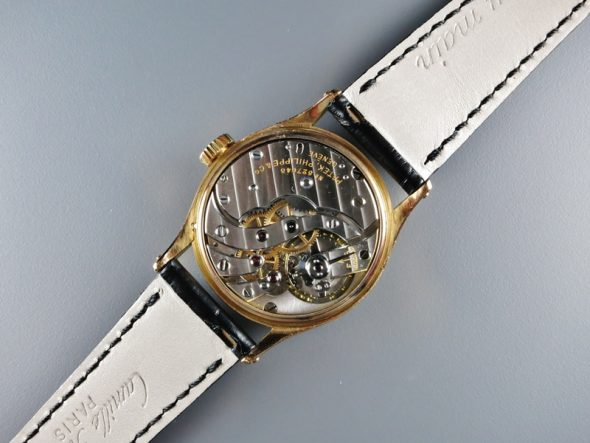"ref.96 Rose retailed by ""EBERHARD Milan"