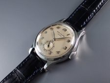 ref.2451 steel with Breguet numerals
