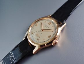 ref.565 Rose Two tone dial