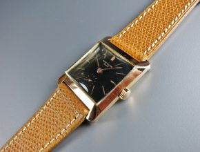 ref.2488 Rose with Black dial