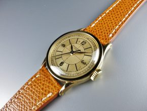 ref.96 yellow two tone dial
