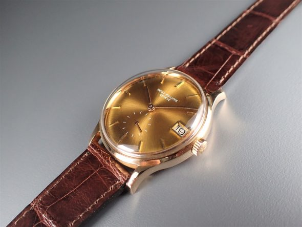 ref.3514 rose with champagne gold dial ¥2,380,000.-