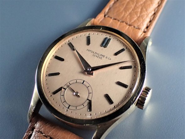 ref.96 rose with rose dial