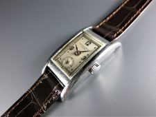 ref.490 steel two tone dial