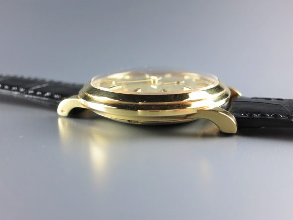 "ref.2552 yellow ""Disco Volante"""