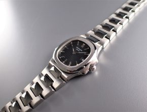 ref.4700 steel Ladies' Nautilus ¥1,000,000.-
