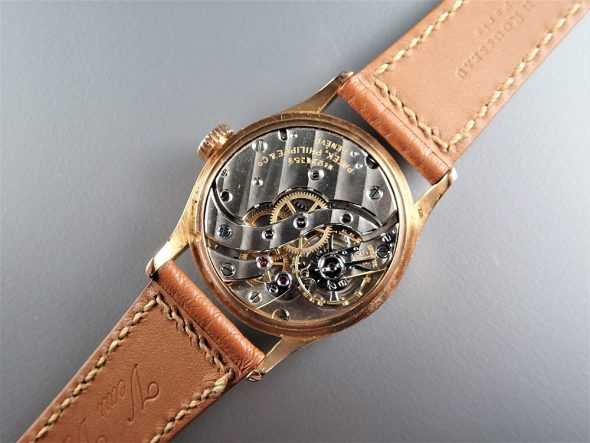 """ref.96 Rose with Breguet numerals """"ASK"""""""