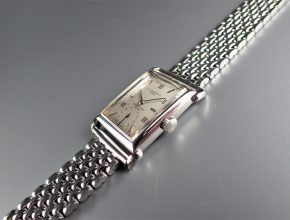 ref.1530 Steel retailed by SERPICO Y LAINO ¥2,880,000.-