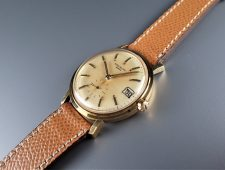ref.3445 Yellow 1st. Radium dial