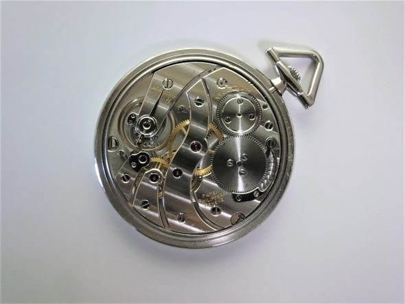 ref.605 platinum retailed by Walser Wald ¥1,080,000.-