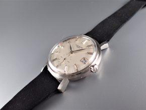 "ref.3445pt with buguette diamond indexes ""ASK"""
