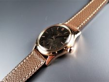 ref.2483 Rose with Black dial retailed by FRECCERO